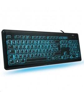 Clavier USB KEYLIGHT LED ADVANCE