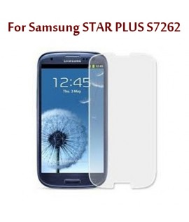 Samsung Galaxy STAR PLUS S7262 - Protection GLASS