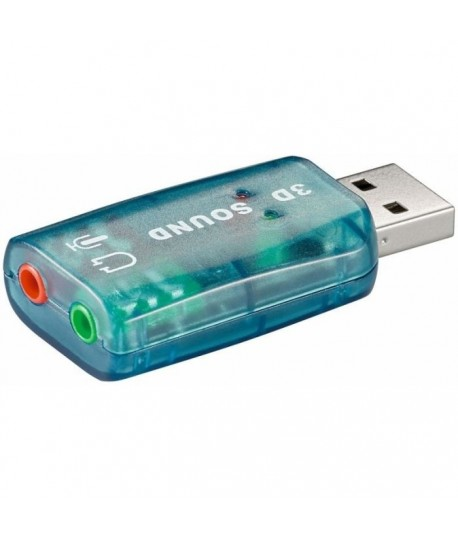 Carte Son Externe USB