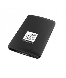 Disque Dur Externe TEAM GROUP PD500 240Go SSD