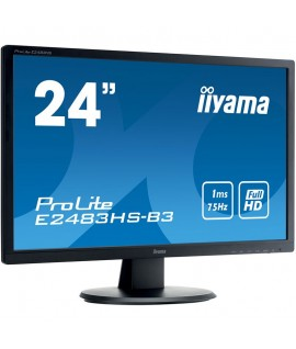 "Ecran IIYAMA ProLite 24"" LED FULL HD"