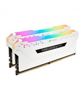Mémoire PC CORSAIR RGB 2*8 PC 24000 3000 MHZ CMW16GX4M2C3200C