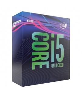 Processeur Intel i5-9600K Socket Intel LGA 1151