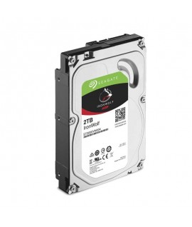 Disque Dur Interne SEAGATE IronWolf 2 To 3.5""