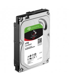 Disque Dur Interne SEAGATE IronWolf 4To 3.5""