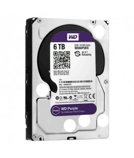 Disque Dur Interne de Surveillance WESTERN DIGITAL 6To 3.5""