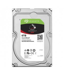 Disque Dur Interne SEAGATE IronWolf 6 To 3.5""