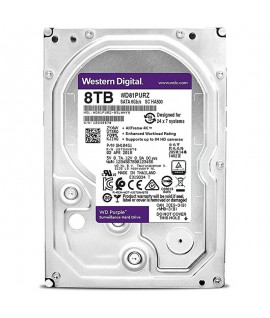Disque Dur Interne de Surveillance WESTERN DIGITAL 8To 3.5""