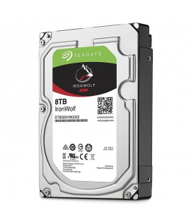 Disque Dur Interne SEAGATE IronWolf 8 To 3.5""