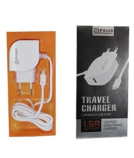 Chargeur Micro USB 1.5A LT-POWER HXUD-3