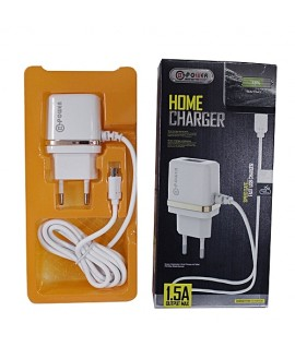 Chargeur Micro USB 1.5A LT-POWER HXUD-2