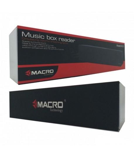 Haut Parleur MACRO M107