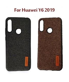 Huawei Y6 2019 - Etui en Silicone MOTOMO