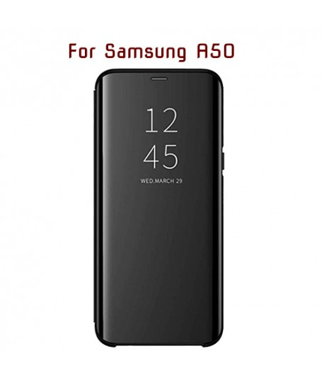 Samsung A50 - Flip Cover Clear View