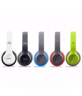 Casque MP3 Bluetooth P47