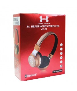 Casque MP3 Bluetooth YX-22