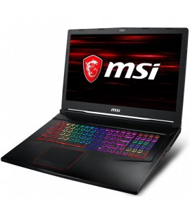 Pc Portable MSI i7 8é Gén 16Go 1To 256Go SSD 6Go Dédiée GE73RGB8RE-032XFR