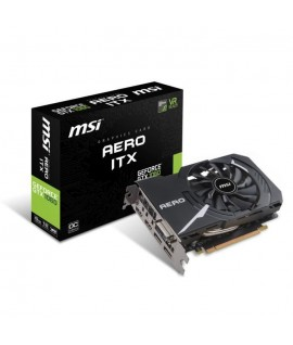 Carte Graphique MSI GeForce GTX 1060 AERO ITX 3G