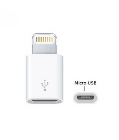 Adaptateur Lightning Male vers Micro USB Femelle