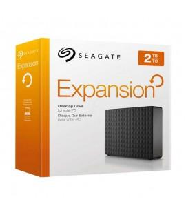 """Disque Dur Externe SEAGATE Expansion Desktop 2To 3.5"""" USB3.0"""