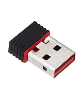 Clé WiFi Nano USB 300 Mbps pour PC et Récépteur TV