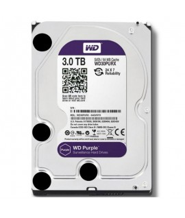 Disque Dur Interne de Surveillance WESTERN DIGITAL 3To 3.5""
