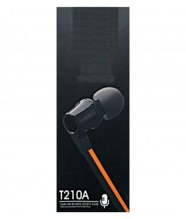 Ecouteur avec Micro T210A