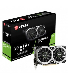 Carte Graphique MSI GeForce GTX 1650 4Go VENTUS XS OC