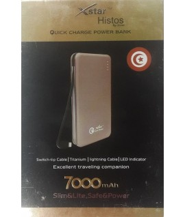 Power Bank XSTAR HISTOS 7000 mAh XSTA6S