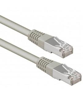 Cable Réseau UTP CAT 6 RJ45 10M - Gris