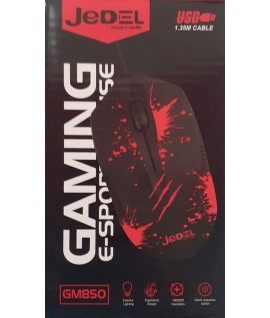 Souris Gaming JEDEL GM850