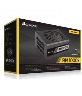 Boite d'alimentation CORSAIR ATX 1000W RM1000X MOD 80+ GOLD