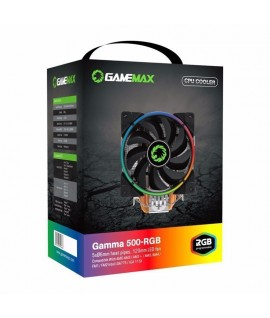 Ventilateur CPU GAMEMAX 500 RGB RAINBOW