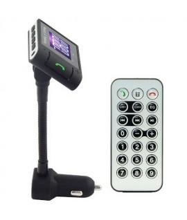 Lecteur MP3 Allume Cigare Bluetooth L6