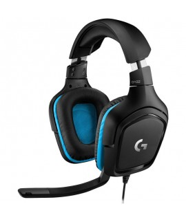 Casque Micro Gaming USB LOGITECH G432 7.1