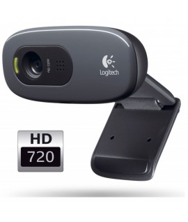 Webcam HD LOGITECH C270