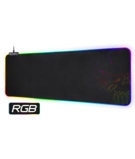 Tapis Souris Gaming SOG SKULL RGB - XXL