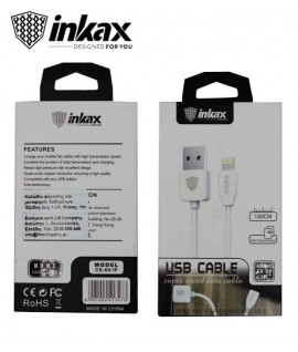 Cable Lightning USB 1m INKAX CK-60