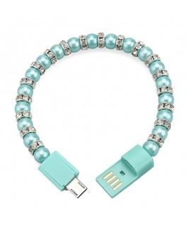 Cable Bracelet iPhone 5 et Samsung