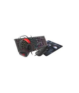 Combo Souris + Tapis + Casque + Clavier Gaming GENESIS COBALT 330