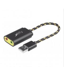 Carte Son USB XTRFY SC1