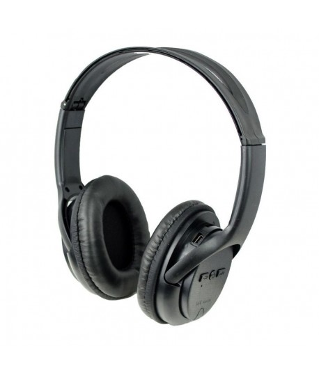 Casque BAT MP3 / Radio FM