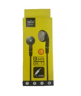 Ecouteur avec Micro XSTAR MK-13