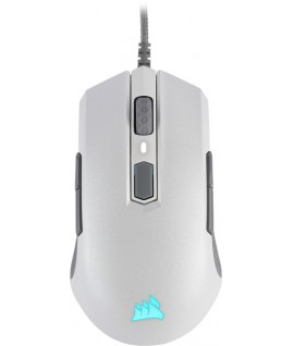 Souris Gaming CORSAIR M55 PRO RGB Blanc