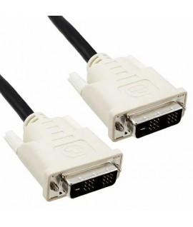 Cable DVI-D 1.5m