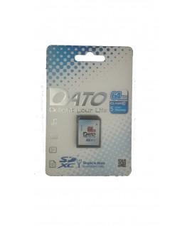 Carte Mémoire SD DatoTek 64 Go - Class 10