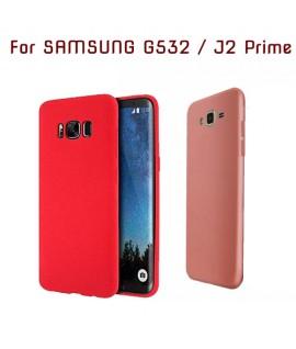 Samsung G530 / G532 / J2 Prime - Etui en Silicone