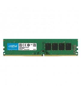 Barrette Mémoire PC CRUCIAL 8G DDR4 2666Mhz PC-21300