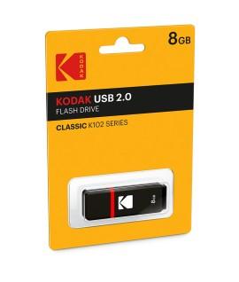 Clé USB 8 Go KODAK USB 2.0 CLASSIC K102 SERIES