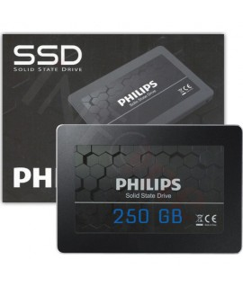 "Disque Dur Interne SSD PHILIPS 250 Go 2.5"" SATA III"